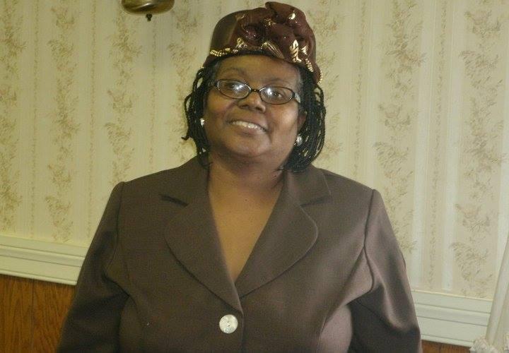 Reverend Alice Poole