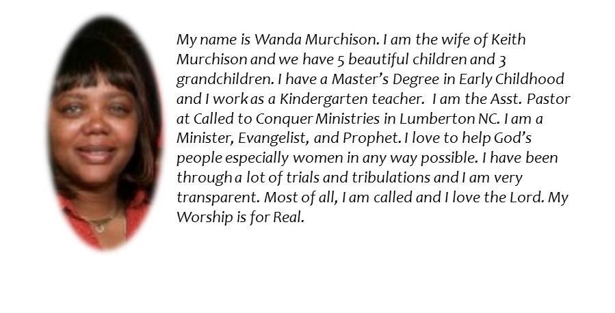 Wanda Murchinson